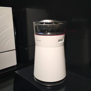 Máy lọc không khí, cân bằng ẩm, dòng LG SIGNATURE AW141YBW, chính hãng, nhập khẩu từ Hàn Quốc