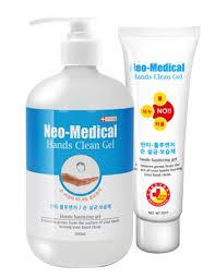 Dung dịch rửa tay khô dạng Gel Neo Medical - dễ dàng mang theo bên người / bảo vệ sức khỏe Việt (70ml)