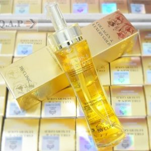 3W - CLINIC - XAI - collagen and luxury gold tai QAP