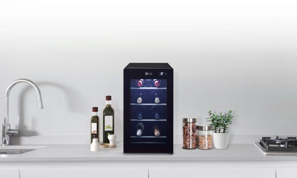 Tủ rượu LG - W087B